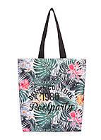 Летняя сумка Daily с тропическим принтом, фото 1