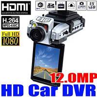 Автомобильный видеорегистратор DOD F900 LHD FullHD; Камера 5 MP, фото 1