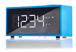 Радиогодинник ECG RB 040 Голубой