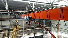 Токоподвод типа FESTOON (SR-профиль, кабельные тележки)