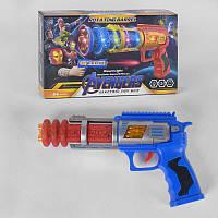 Пистолет, свет, звук, 8180-34B