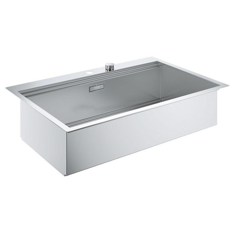 Нужно дешевле? Звоните. Кухонная мойка Grohe Sink K800 31584SD0