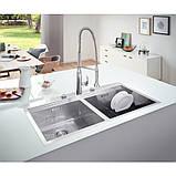 Нужно дешевле? Звоните. Кухонная мойка Grohe Sink K800 31584SD0, фото 3