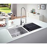 Нужно дешевле? Звоните. Кухонная мойка Grohe Sink K800 31584SD0, фото 5