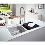 Нужно дешевле? Звоните. Кухонная мойка Grohe Sink K800 31584SD0, фото 6