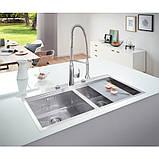 Нужно дешевле? Звоните. Кухонная мойка Grohe Sink K800 31584SD0, фото 7