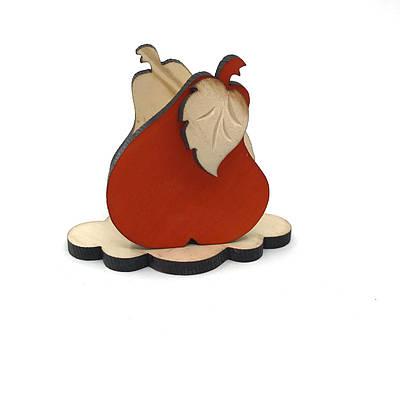Серветниця груша *червона*