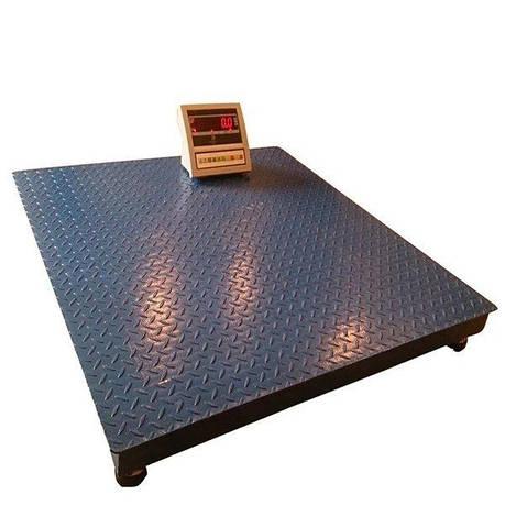 Весы платформенные ВПЕ-Центровес-0808-Э ( 1 т), фото 2