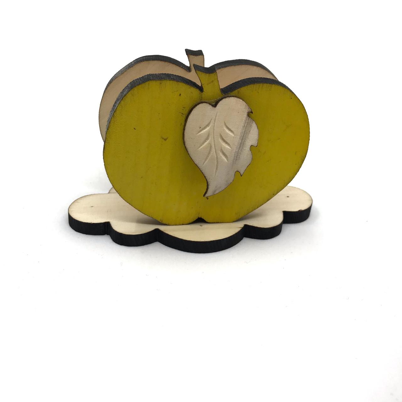 Серветниця яблуко *жовте*