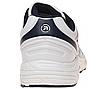 Кросівки Restime чоловічі шкіряні білі, розміри в наявності ► [ 43 44 45 ], фото 6