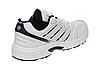 Кросівки Restime чоловічі шкіряні білі, розміри в наявності ► [ 43 44 45 ], фото 7