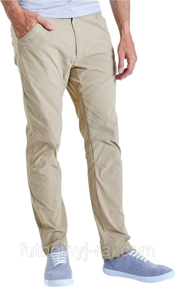 Брюки Ohmme Discovery Mens Chinos Yoga Pants - Beige