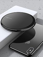 Бездротове зарядний пристрій KUULAA Qi для телефону та портативної техніки