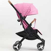 Детская прогулочная коляска YoyaPlus 3 Розовая 959766888, КОД: 1073386