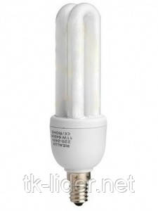Энергосберегающая лампа Realux 2U 11W E14 2700k , фото 2