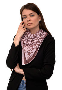 Шарф ALVISE Размер 80*80 см Розовый