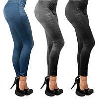 ~Корректирующие джинсы Slim 'N Lift Caresse Jeans разные цвета и размеры