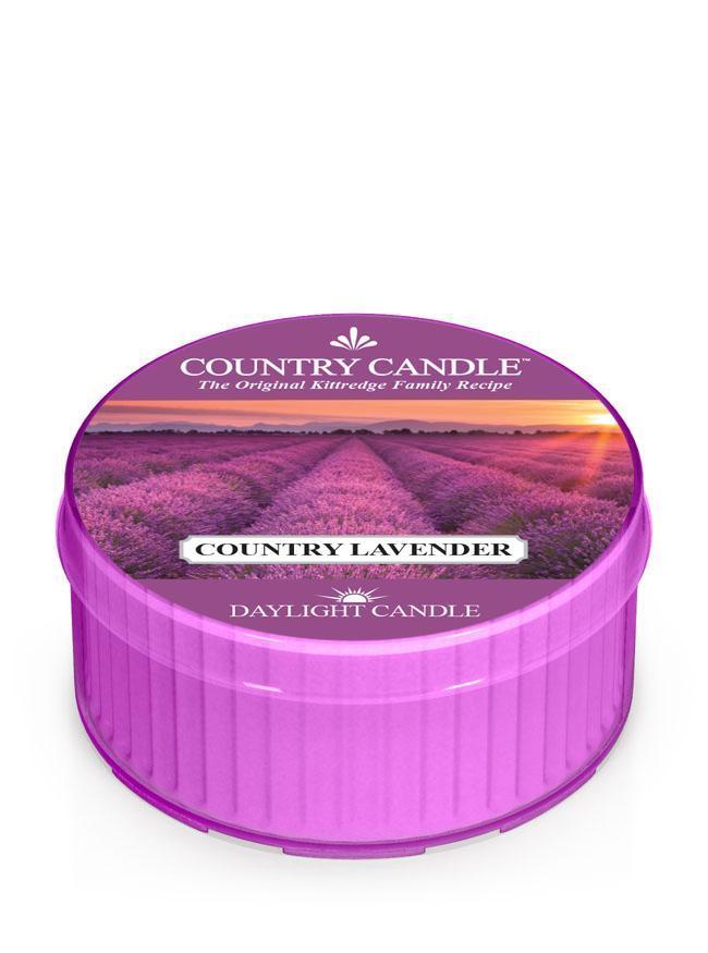 Ароматическая свеча Country Candle - Country Lavender
