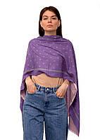 Шарф OZSOY Размер 180*65 см Фиолетово-розовый