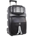 Аккумуляторная колонка с микрофонами Temeisheng SP-1509 / 400W (USB/Bluetooth/Пульт ДУ/Светомузыка), фото 2