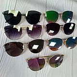Женские солнцезащитные очки бабочки, фото 4