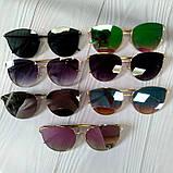 Женские солнцезащитные очки бабочки, фото 3