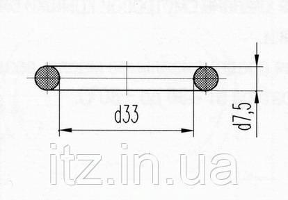 Кільце ущільнення Д131.00.30 (Д100-21-030А)