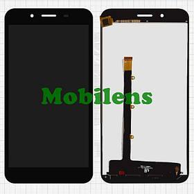 BLU D850Q, Studio XL Дисплей+тачскрин(модуль) черный