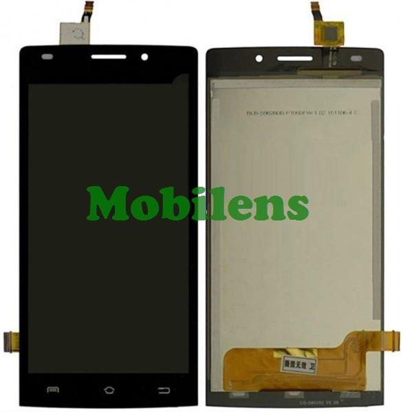 Bravis Spark Дисплей+тачскрин(модуль) черный