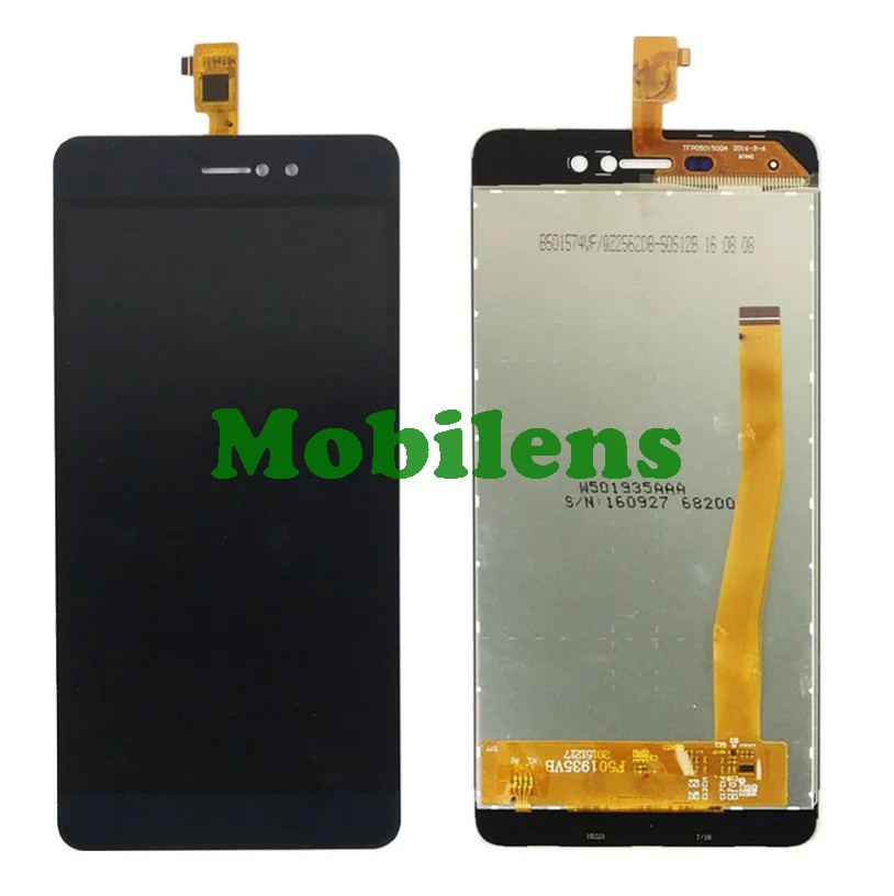 Bravis A505, Joy Plus, Bluboo Picasso Дисплей+тачскрин(модуль) черный