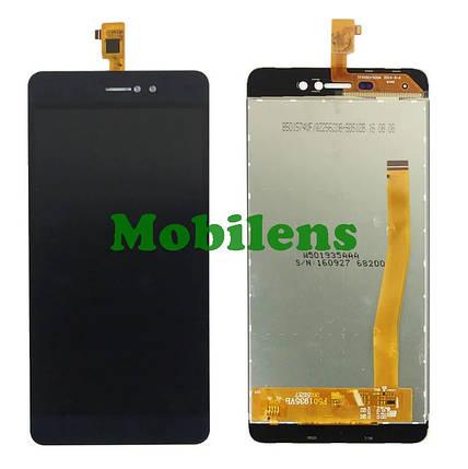Bravis A505, Joy Plus, Bluboo Picasso Дисплей+тачскрин(модуль) черный, фото 2