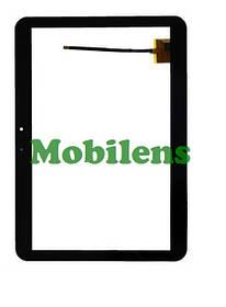Explay XL2 3G, F-WGJ10154-V2, (240*170mm) Тачскрин (сенсор) черный