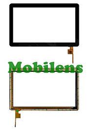 GoClever Topsun_M1003_A1, Tab A10, 6pin. (250*155mm) Тачскрин (сенсор) черный