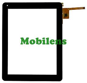 Modecom 300-L4567K-B00, FreeTAB T9702 HD X2, Assistant AP-109, DNS AirTab M973G, (237*184мм) Тачскрин черный