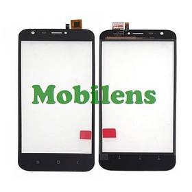 Ulefone S7, S7 Pro, Assistant AS-502, AS-503 Тачскрин (сенсор) черный