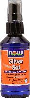 Коллоидное Серебро, Now Foods, Silver Sol, Liquid Spray, 118мл