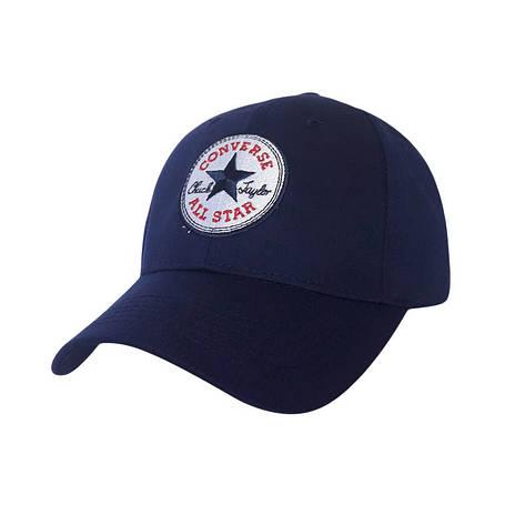 Мужская кепка Converse All Star, синий, фото 2