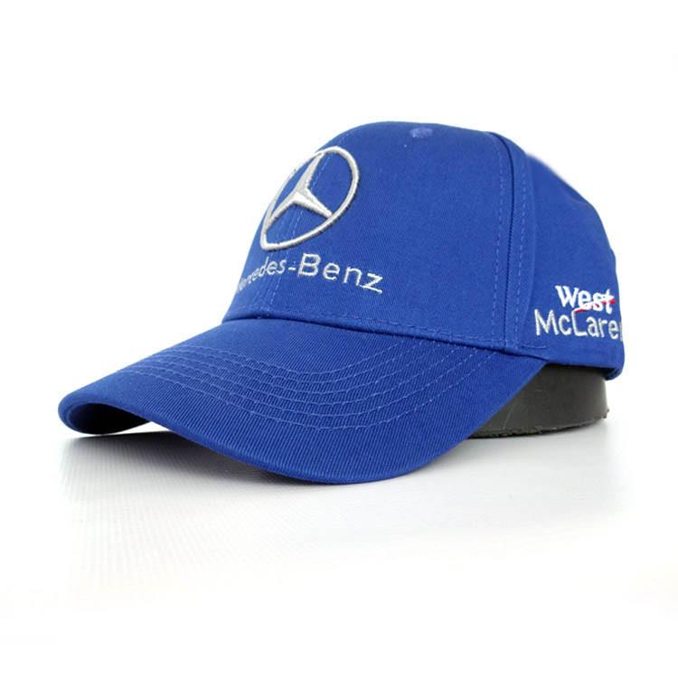 Мерседес Бенц Мужская кепка, синий