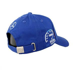 Мерседес Бенц Мужская кепка, синий, фото 2
