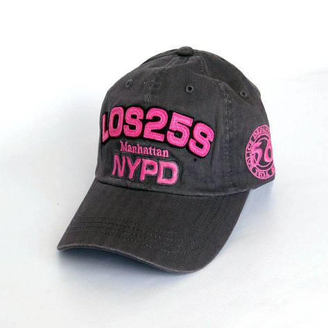 Кепка NYPD, коричневый, фото 2