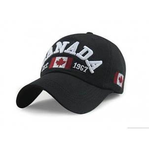 Фирменная бейсболка Canada, черный, фото 2