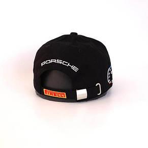 Порше кепка, черный, фото 2