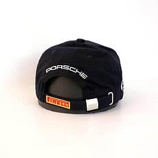 Porsche Мужская кепка, синий, фото 2