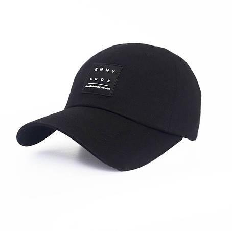 Мужская кепка, черный, фото 2