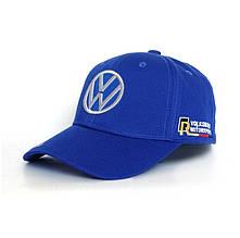 Volkswagen Чоловіча кепка, синій