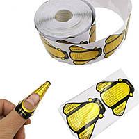 Одноразові форми для нарощування нігтів (20 шт)