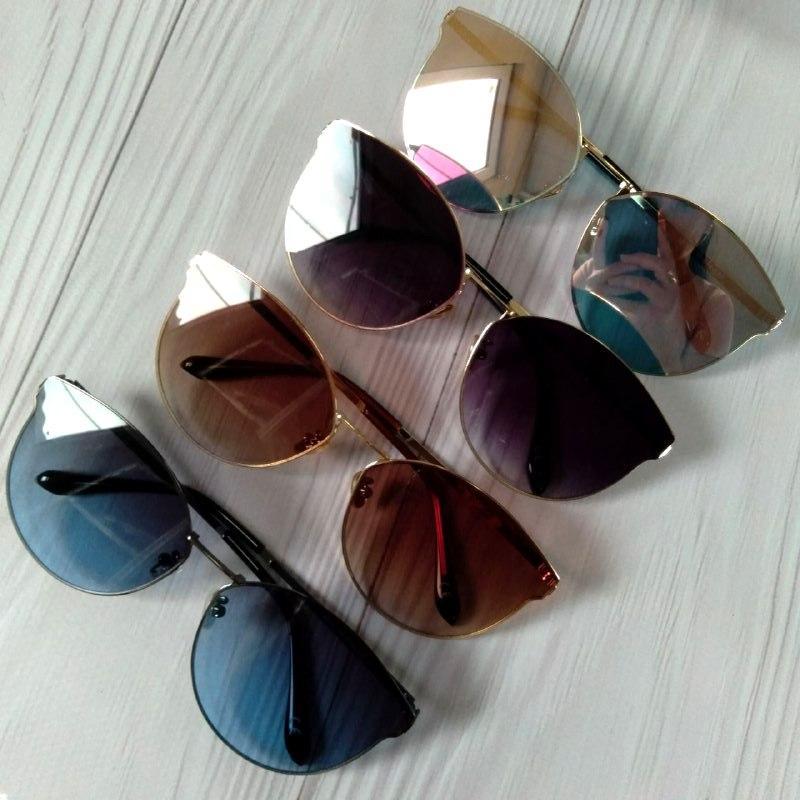 Красивые женские очки солнечные