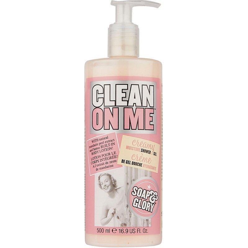 Гель для душа Soap & Glory Clean On Me Creamy Clarifying Shower Gel 500 мл