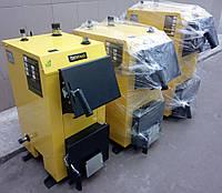 Экономный котел на твердом топливе KRONAS ЭKO PLUS 20 кВт с электронным управлением Кронас Эко