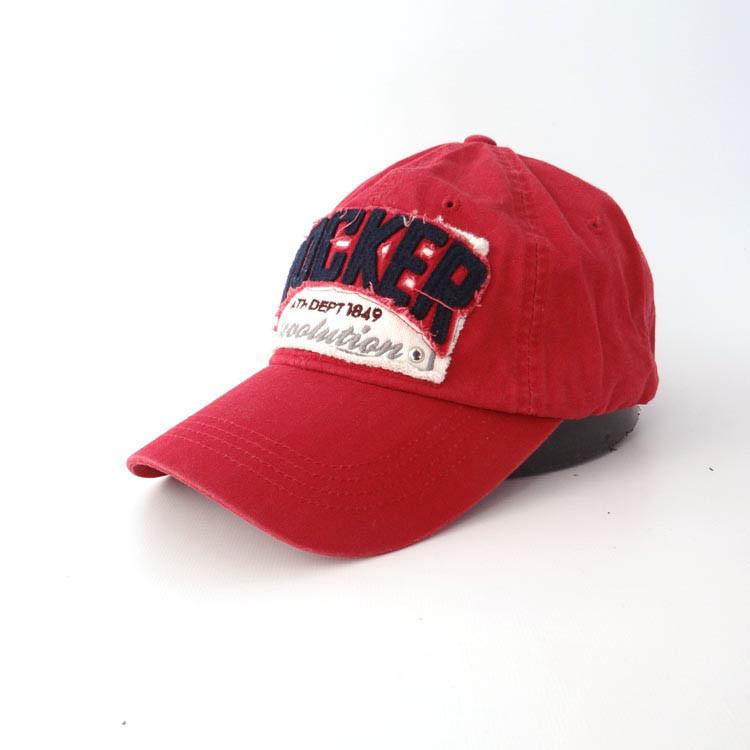 Стильні бейсболки Rocker - №1796